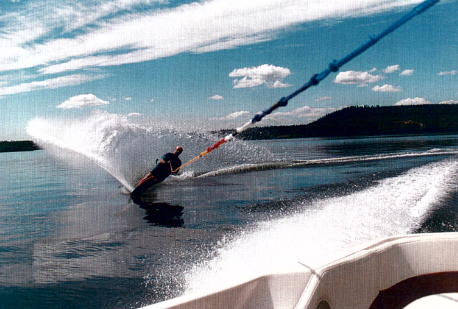 RG Water Skiing
