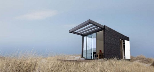 Modular housing concept by Swedish firm Add-A-Room.