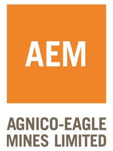 Agnico-Eagle 9.96% shareholder