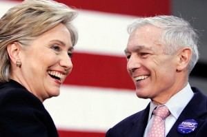 Gen. Clark has endorsed Hilary Clinton in her 2016 run for the White House