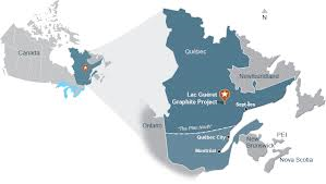 Mason is led by Benoit Gascon one of the only people to operate a graphite mine in North America (Company)