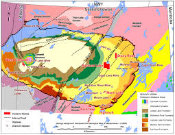 Skyhabour is acquiring the Mann Lake project for $15,000 cash and 1 million shares (Image: Canterra Minerals Corp.)