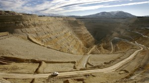 Barrick's Ruby Hill mine is within 12km of Anchor (Photo: Douglas C. Pizac/AP)