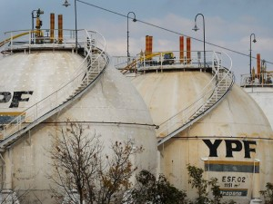YPF is Argentina's largest oil producer and includes Carlos Slim as an 8.4% shareholder (Photo: Walter Moreno/Bloomberg)