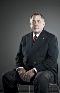 Canaccord Founder, Director and Honorary Chairman, Peter Brown