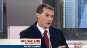 President and CEO William Lamb (Photo: BNN)