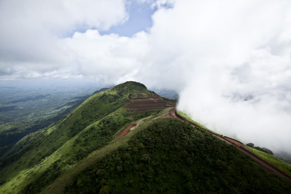 Simandou is the world's largest and richest undeveloped iron-ore deposits in the world (Photo: Rio Tinto Plc)