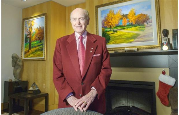 - Jim Pattison (Photo: Ward Perrin)