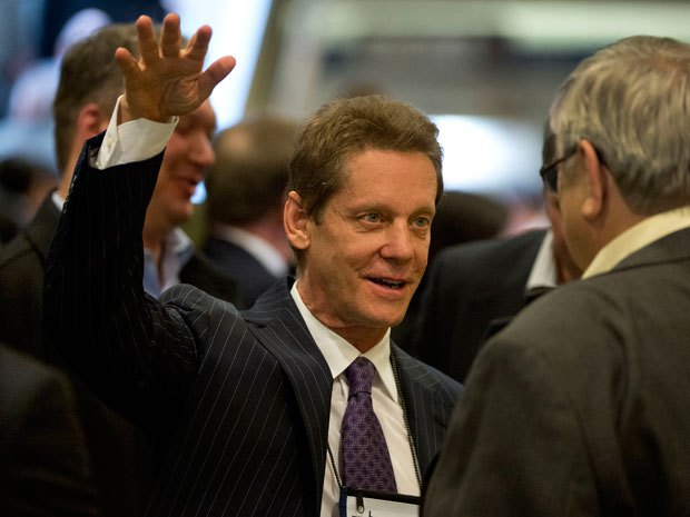 Robert Friedland's Ivanhoe Mines has three of the best undeveloped natural resource projects in the world spanning three commodities: PGMs, copper and zinc (Photo: Darren Calabrese/National Post)