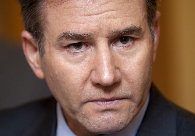 57 year old, South African-born Ivan Glasenberg - CEO of Glencore since 2002 (Photo: Commodity Global)