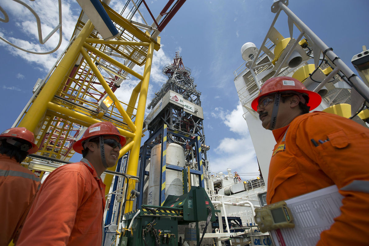 The first oil blocks are set to open for bidding next year (Photo: Susana Gonzalez/Bloomberg)