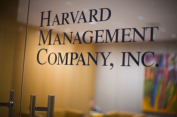 Harvard's endowment is the largest university endowment in the world with over $36.4 billion in assets (Photo: Harvard Management Company Inc.)