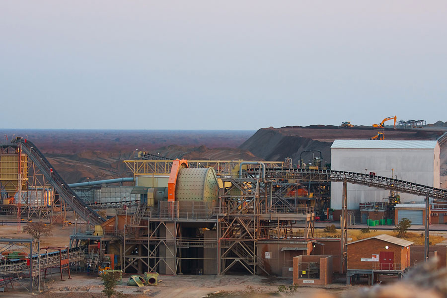 The Karowe mine performed better than anyone expected in Q3 (Photo: Lucara Diamond Corp.)
