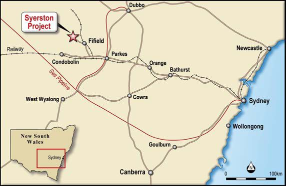 Clean TeQ (ASX:CLQ) Agrees to Acquire Syerston Project from Ivanhoe Mines Group (TSX:IVN)