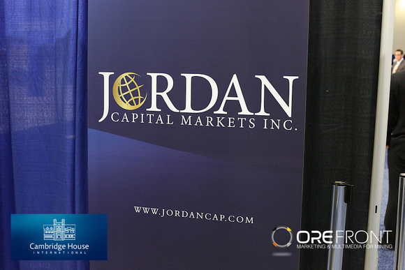 Jordan Capital won't be needing their booth anymore