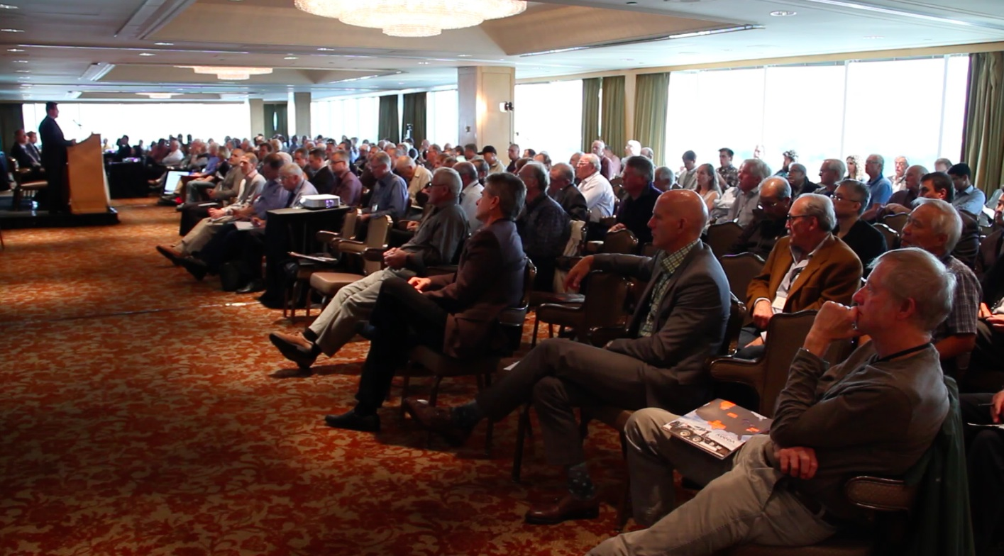 Subscriber Summit attendees are some of the top finance minds in Western Canada