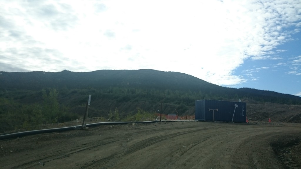 Eagle Gold Project view from camp (Source: CEO.ca)