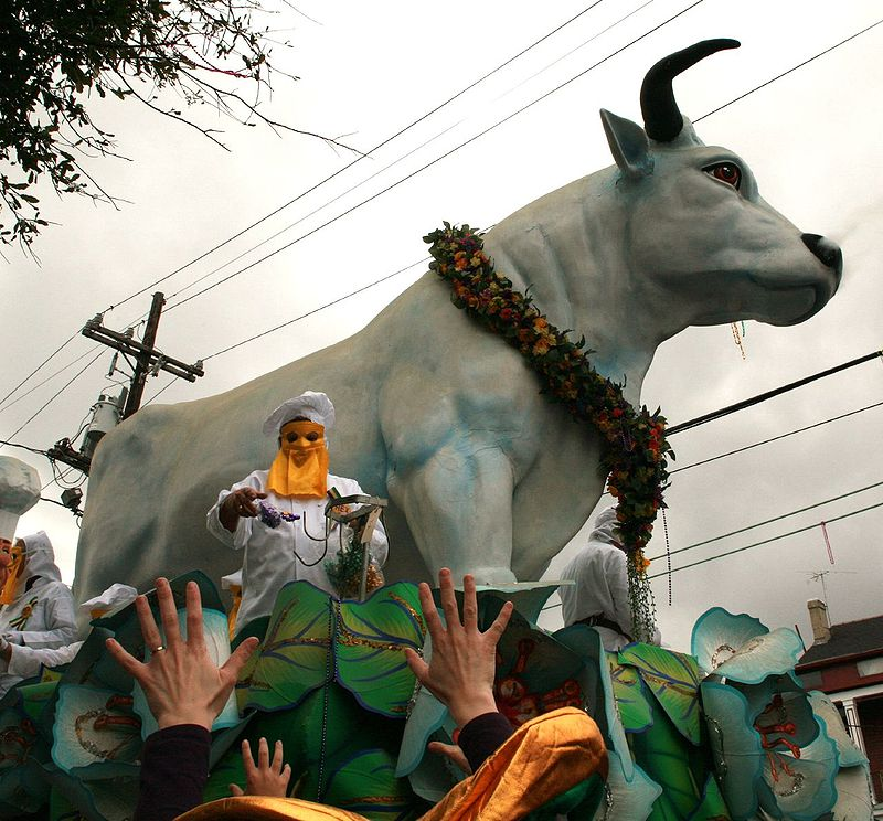 Mardi Gras: From San Diego to New Orleans, the bullish omens are everywhere.