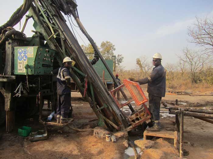 B2Gold began construction of its Fekola mine in Mali earlier this year.