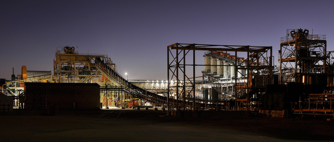 Platinum Group Metals' Maseve mine on South Africa's Western Bushveld.